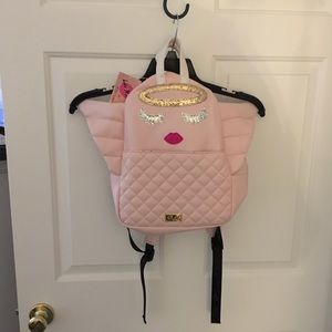 New Luv by Betsey Johnson Angel Backpack